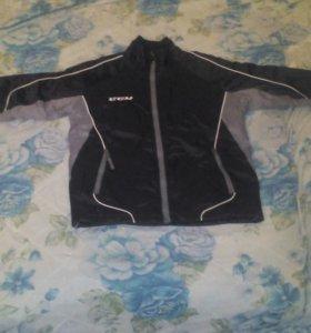 Куртка спортивная утепленная ССМ