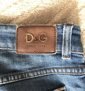 Продам джинсы D&G
