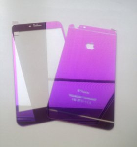 Защитное стекло на Айфон 6плюс