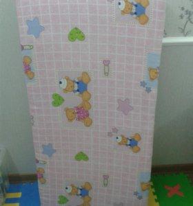 Детский матрас в кроватку
