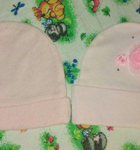 Новые шапочки на лето или теплую весну