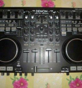 Denon DN-MC6000 микшер и контроллер