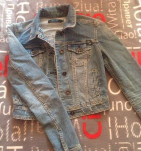 Джинсовая куртка INCITY