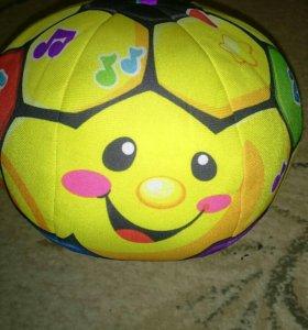 Игрушка музыкальный мяч