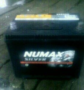 Аккумулятор 95D26R Numax