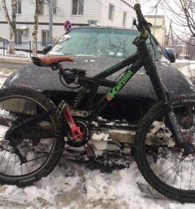 Велосипед для экстремального катания
