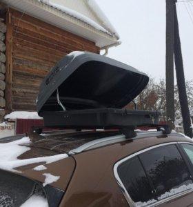 Багажник на крышу