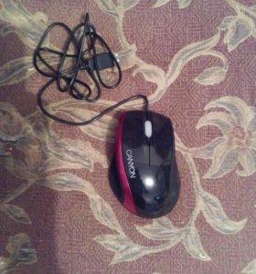 Мышка компьютерная новая.