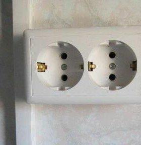 Выполняю все виды электромонтажных работ