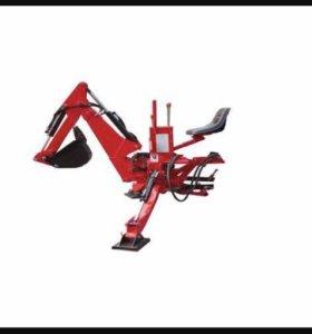 Экскаватор задний навесной BK-6N для тракторов