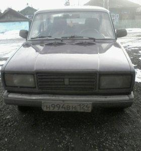 Продам ВАЗ2107