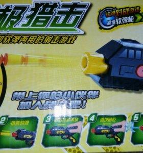Игрушка пистолет