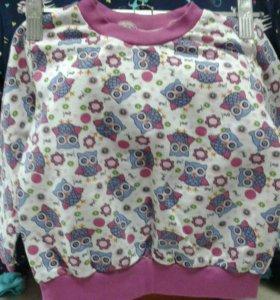 Свитшот пижама