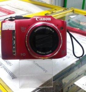 Фотоаппарат canon sx 160 is
