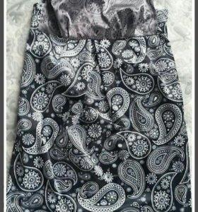 Красивое платье для будущей мамы