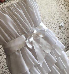 Платье на маленькую девушку