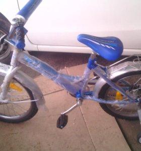 велосипед бриз