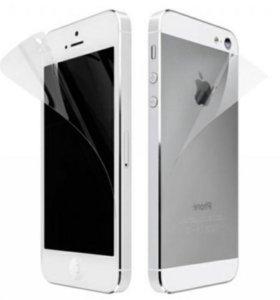 Пленки на iPhone 5,5/s, se, 6, 6s, 7, 7+