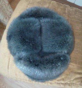 Продам мужскую норковую шапку