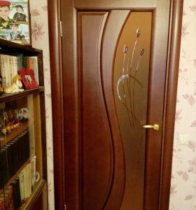 Установлю межкомнатные двери под ключ