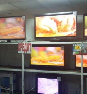 Телевизоры в ассортименте