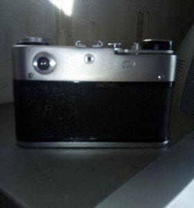Старенький фотоопарат