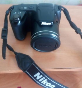 Фотоаппарат COOLPIX L340
