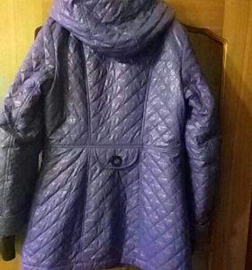 Куртка демисезонная, рост 158