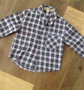 Рубашка на мальчика, 86 размер