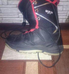Ботинки для сноуборда 41р