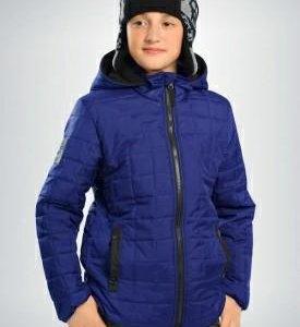 Новая куртка размер 134
