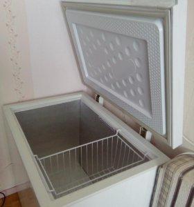 Холодильная ларь Бирюса
