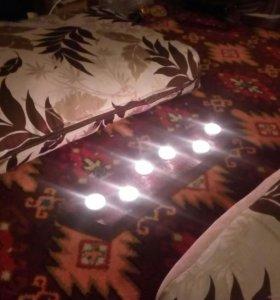 Подсвечник на 6 свечей
