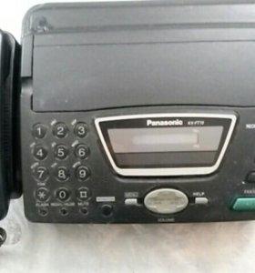 Факс на запчасти