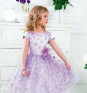 Платье Стекоза на рост до 106 см.