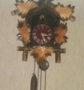 Часы с кукушкой. СССР