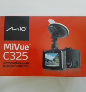 Автомобильный видеорегистратор MiVue C325