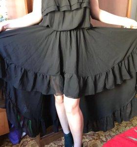 Платье на выход! Шифон