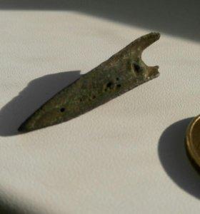 Наконечник стрелы примерно 5-6 век