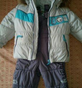 Зимний костюм GNK