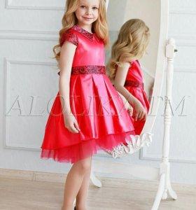 Платье на рост до 130 см