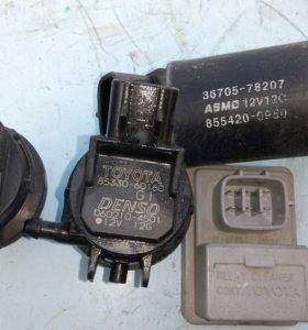 Комплект насосов бачка омывателя для Раф4 III