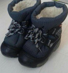 Зимние ботинки Demar 24-25