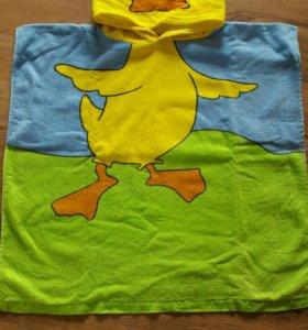 Полотенце- пончо