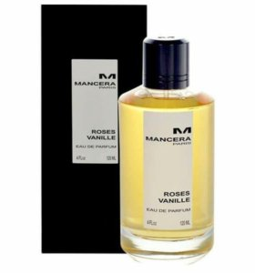 Mansera Roses Vanille