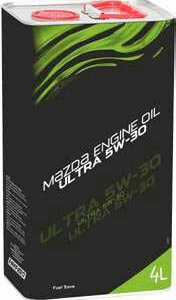 Моторное масло Mazra Ultra 5w30 (5w-30)