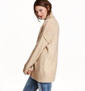 Новый свитер hm