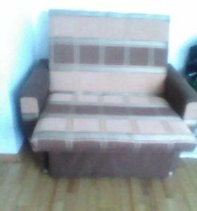 Кресло кровать ,спальное место 90см