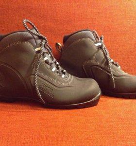 Ботинки на лыжи 36 размер