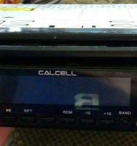 Calcell cmd-5050 читает флешки